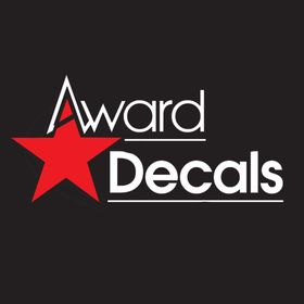 Award Decals coupons and promo codes