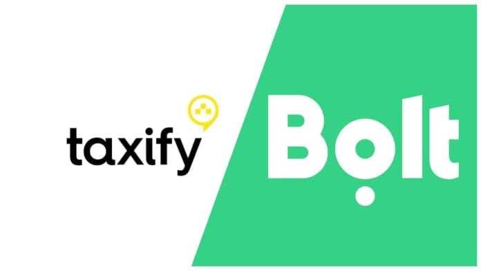 Bolt Ghana Taxify coupons and promo codes