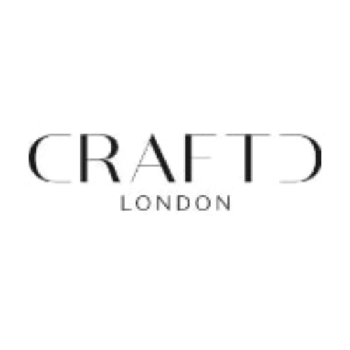 CRAFTD London coupons and promo codes