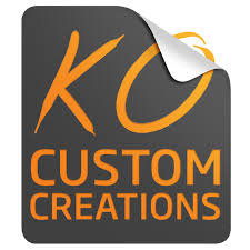 KO Custom Creations coupons and promo codes