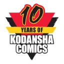 Kodansha Comics coupons and promo codes