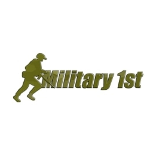 Military 1st coupons and promo codes