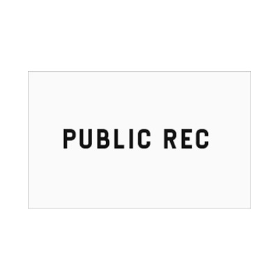 Public Rec coupons and promo codes