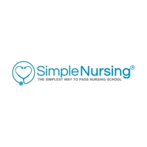 Simple Nursing coupons and promo codes