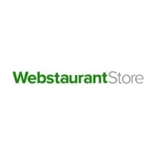 Webstaurant Store coupons and promo codes
